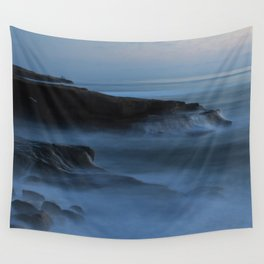 Ocean Beach San Diego Ca, Sunset Wall Tapestry