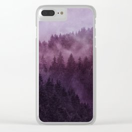 Excuse me, I'm lost // Laid Back Edit Clear iPhone Case
