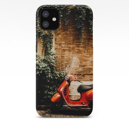 7pm in Rome iPhone Case