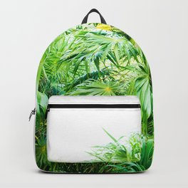Summer vibes - caribbean breeze - palm tree Backpack