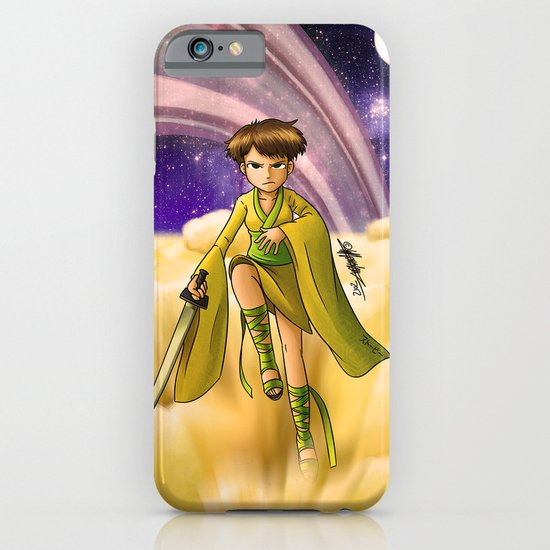 Saturn Princess (Revision) iPhone & iPod Case