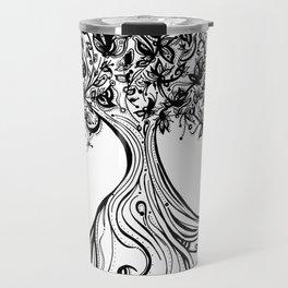 Árbol de la abundancia (Abundance tree) Travel Mug