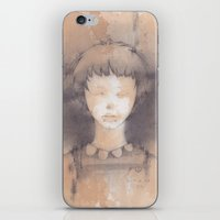 lucy iPhone & iPod Skins featuring Lucy by Shiro