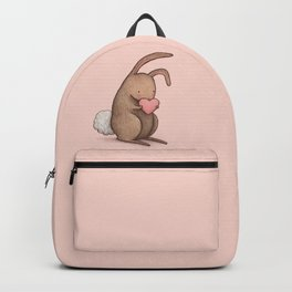 Some Bunny Loves You Backpack