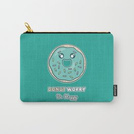 Donut Worry Carry-All Pouch