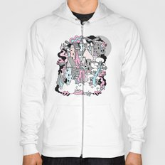 Head in the Clouds. Hoody