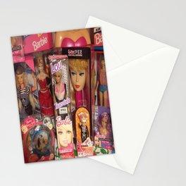#BarbieLou with tomodachi  Stationery Cards
