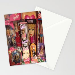 #BarbieLou with tomodachi  Stationery Cards