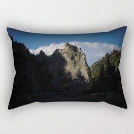 late afternoon Rectangular Pillow