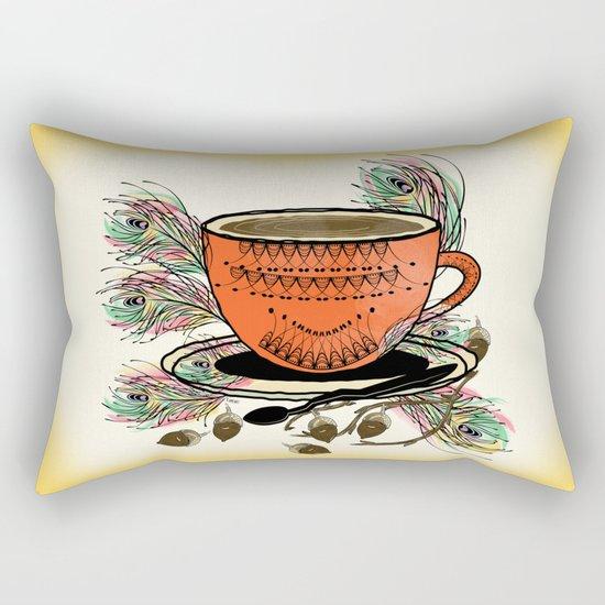 My Tea Rectangular Pillow