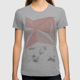 Marble & Geometry 042 T-shirt