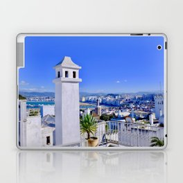 A View of Tangier Laptop & iPad Skin