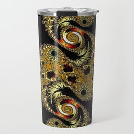 Golden Star Travel Mug