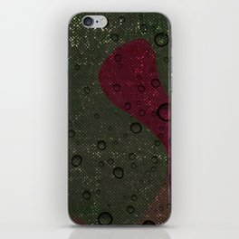 Abstract w.2 iPhone Skin