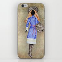 russia iPhone & iPod Skins featuring Russia by Dany Delarbre