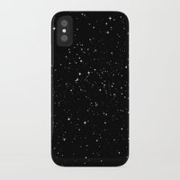 stars iPhone & iPod Cases featuring Stars by Jorge Lopez