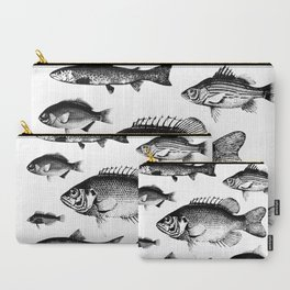 VINTAGE FISH Carry-All Pouch