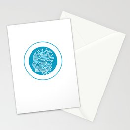 Artificial Intelligence Engineer - Artificial Intelligence Stationery Cards