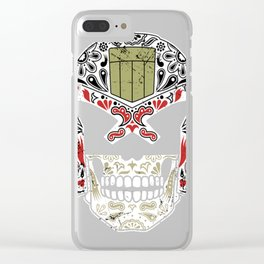 Day of the Dredd - Colour Variant Clear iPhone Case