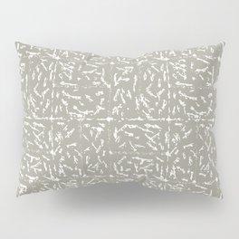 Crosshatch - Taupe Pillow Sham