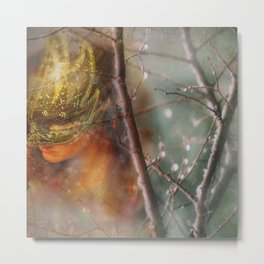 Forest of Enchantment Metal Print