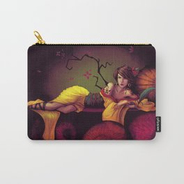 Lady of the Parasols Carry-All Pouch