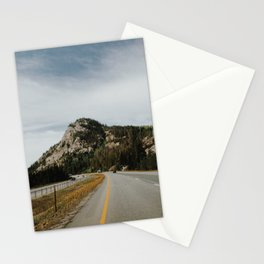Highway View Stationery Cards