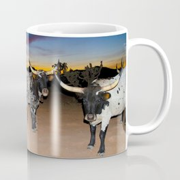 Bulls Night Out Coffee Mug