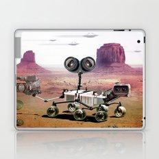 Behind you Laptop & iPad Skin