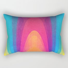 Chroma #2 Rectangular Pillow