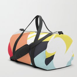 Handsome colors Duffle Bag