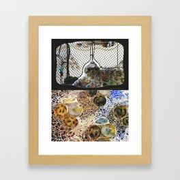 Casa Battlo' Framed Art Print