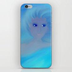 LADY OF THE DEEP iPhone & iPod Skin