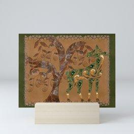 Deer One Mini Art Print