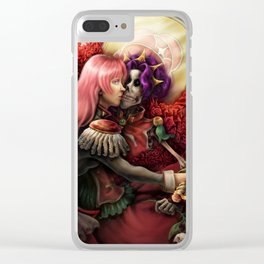 Just A Phantom, Like You Clear iPhone Case