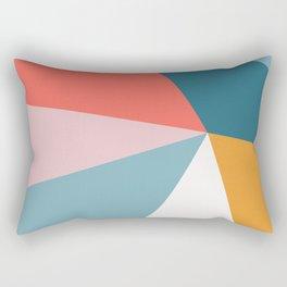Modern Geometric 34 Rectangular Pillow