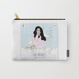 Aquarius - The Idealist Carry-All Pouch