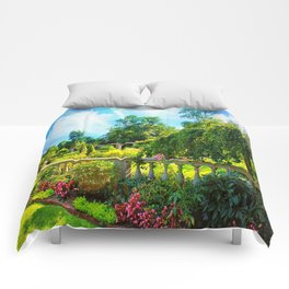 The Beauty Of Nature Comforters