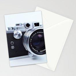 1950s Nicca Rangefinder Camera Stationery Cards