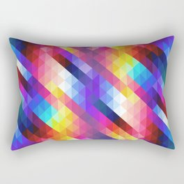 HIPSTER GEOMETRY Rectangular Pillow