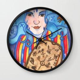 Juksakka Wall Clock