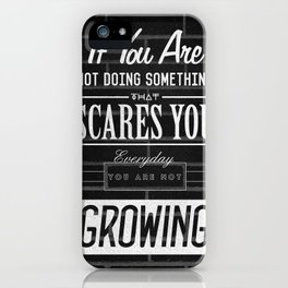 Growing iPhone Case