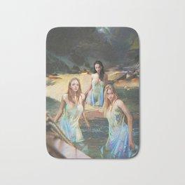 "Sirens (""Charm of of the Ancient Enchantress"" Series) Bath Mat"