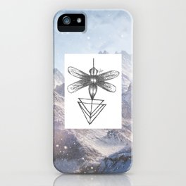 The Insect II iPhone Case