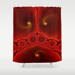 Arrival Shower Curtain