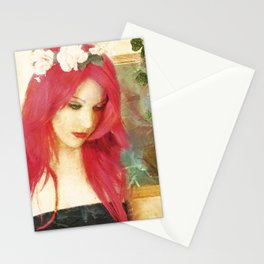 Glint - Outside Looking Out Stationery Cards
