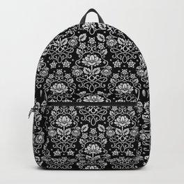 Damask Monotone Backpack