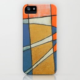 The Abstract Daily Art Print #3 iPhone Case