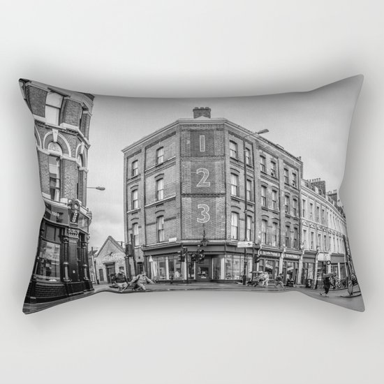 Brick Lane Rectangular Pillow