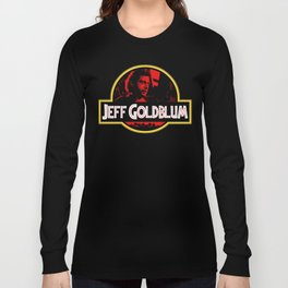 JURASSIC GOLDBLUM Long Sleeve T-shirt